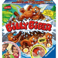 Billy Biber, Brettspiel