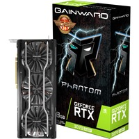 GeForce RTX 2070 Super Phantom GS, Grafikkarte