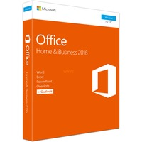 Office Home & Business 2016, Office-Software
